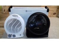 """""""Great Condition""""_(£40) 2 heaters """"Brand new"""" + 1 Cooler (Honeywell) only used on 2 occasions)"""