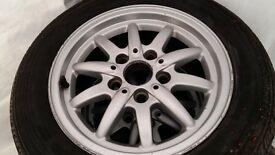 15 alloys wheels
