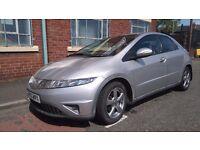 2006 Honda Civic 1.8 i VTEC SE 5dr Hatchback, 12 Months Breakdown Cover, Warranty Available, £1,195