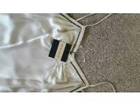 Brand new silk Cloe dress