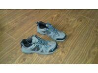 Walking shoes junior size 6