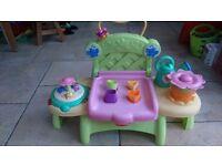 Playskool.. Garden bench