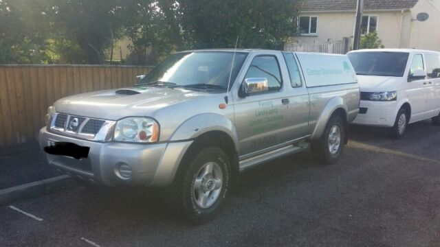 05 Nissan Navara D22 Kingcab pickup - long MOT - new engine  | in Ottery St  Mary, Devon | Gumtree