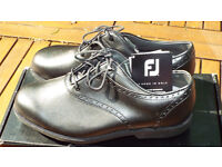Footjoy AQL Womens Ladies Leather Golf Shoes UK 7, US 9, EU 40 / 41 BNIB.