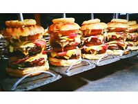 £9 p/h - Experienced Grill Chef Required for busy Gourmet Burger / Peri Restaurant.