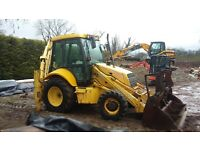 New Holland NH 95 (Same as JCB 3cx Digger
