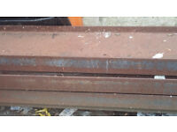 SIX RSJ/ GIRDERS SURPLUS TO REQUIREMENT- BUYER TO COLLECT