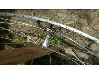 Road front wheel for sale