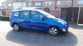 Renault Grand Scenic Dynamique 2010 . 7 Seater 1.5 diesel