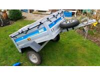 Maypole MP711 Camping/Tipping Trailer