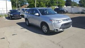 2015 Mitsubishi Outlander ES | Easy Approvals! |Call Today!