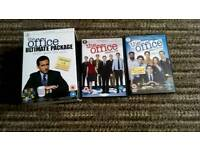 The Office Seasons 1-7