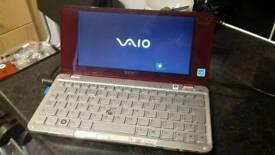 Sony vaio VGN-P11Z MINI PC rare