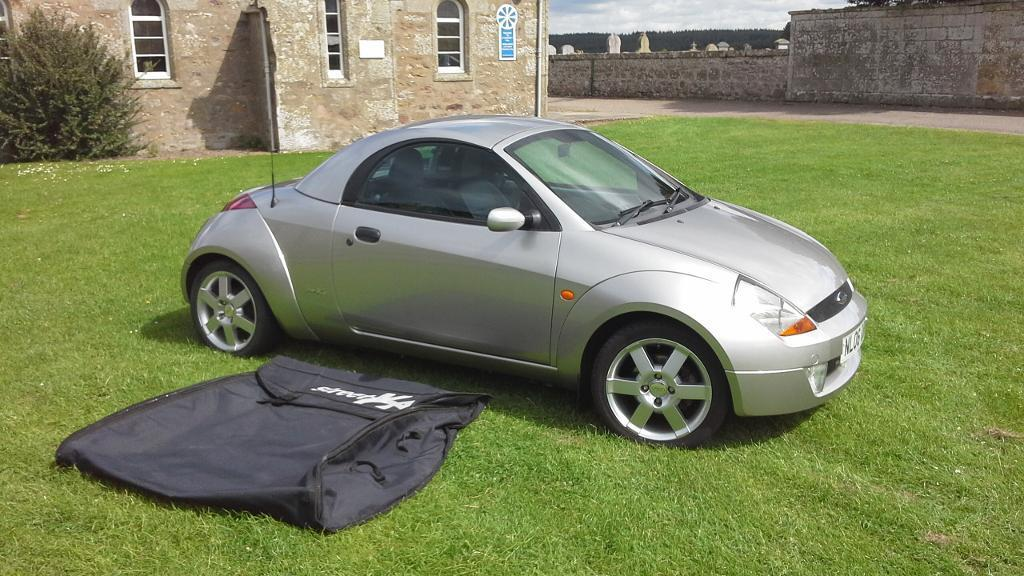 Ford Streetka Winter 2 Edition Cabriolet Convertible With