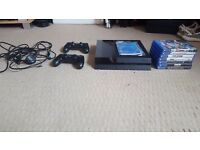 Playstation 4 500gb 2 Controllers