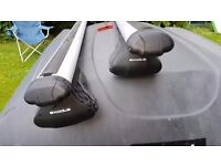 Exodus Roof Bars (for cars with roof rails)