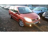 Renault Grand Scenic 1.9 dCi Dynamique 5dr, DIESEL, HPI CLEAR, CLEAN INSIDE & OUT, GOOD CONDITION
