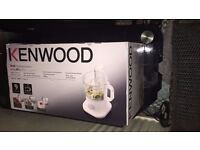 KENWOOD FPP210 Multipro Food Processor - White £39 boxed unwanted gift --- currys price 49.99
