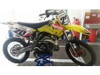 2008 K8 RM250! 2 stroke Final edition 1000s spent! None like this