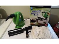 Handheld Cleaning Steamer with Accessories