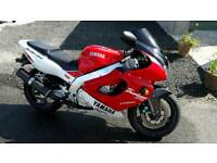 Yamaha thunderace 1000rr
