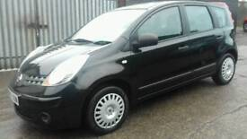 Nissan note 2007 1386cc excellent cond recent mot drives 100% any trial