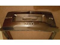 Grey Tailgate Boot Lid From Audi A3
