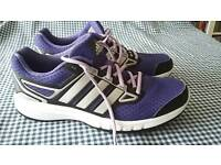 Adidas adiprene + uk size 7 1/2 vgc running fitness trainers bargain