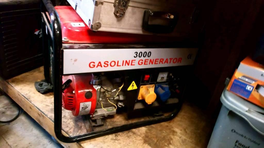 Honda 6.5hp, 3kva petrol generator