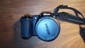 Nikon Coolpix L830 camera 16mp x34 zoom