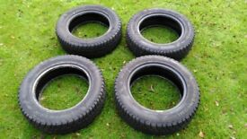 4 x Marangoni winter tyres for sale - just in time for winter!
