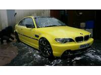 Bmw 320cd drive excellent good condition 4 new tyres puls well gear shift sound