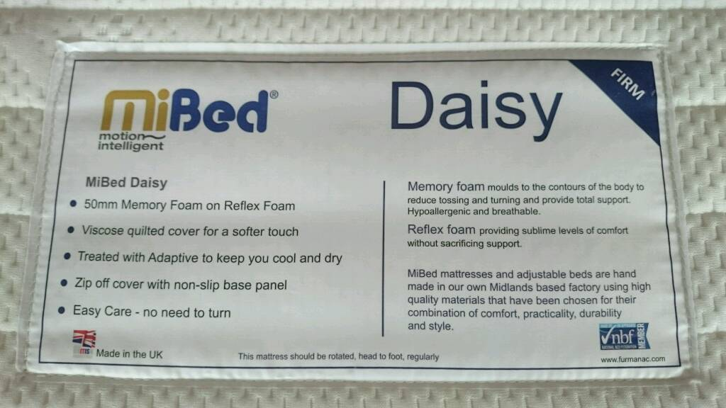 Electronic miBed Daisy