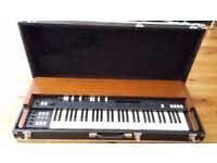 Korg CX3 tonewheel organ (2001-2011 digital version) MINT condition incl. semi-flight case