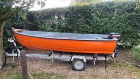 Bonwitco 300 boat with loads of extras