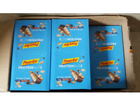 Power Bar Protein Nut 2 - 8 boxes 18 x 60g