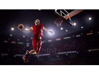 Join WEDNESDAY Basketball LEAGUE (starting 17 May)-HOXTON