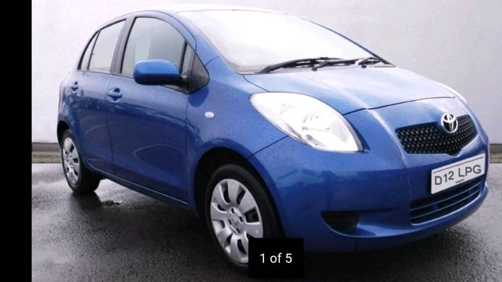Toyota yaris d4d Diesel HPI CLEAR Mot Taxed OFFERS WELCOME