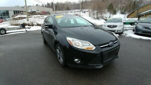 2014 Ford Focus SE...CONDITION IMPECCABLE!!!!JAMAIS ACCIDENTÉ