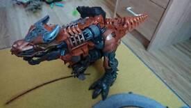 Transformer grimlock chomp and stomp