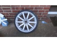 Bmw mini alloys