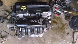 Rover 1.8 vvc engine