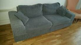 3 seater pull out (double) sofa bed