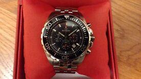 Rotary chronograph aquaspeed watch