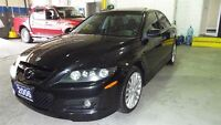 2006 Mazda Mazdaspeed6/GT GRAND TOUR//LTHR//SUNROOF//ALL POWER//