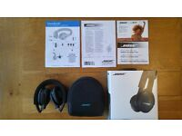 Bose Soundlink Bluetooth Headphones - Boxed