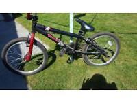 Vendetta apollo bmx bike 20 inch