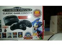 Sega mega drive plug and play