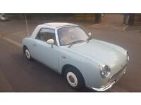 Nissan figaro restored quick sale great car
