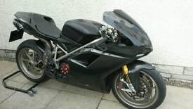 2009 Ducati 1198s carbon